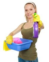 domestic cleaners w11